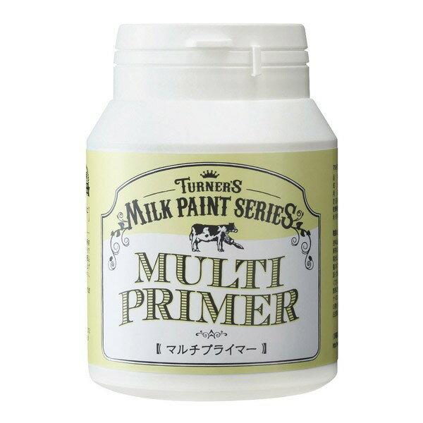 ターナー ミルクペイント マルチプライマー 200ml×3個 大箱 B