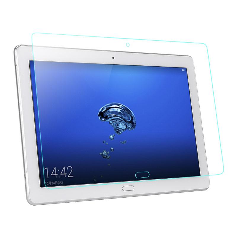 wisers ガラスフィルム Huawei ファーウェイ Mediapad M3 Lite 10 wp 10.1インチ タブレット 専用 [ 2017 年 新型 ] [ 2018 年 新型 ] 強化ガラス 液晶 保護 ガラス フィルム、耐衝撃、表面硬度9H、指紋・汚れ防止コート、スムースタッチ、0.3mm