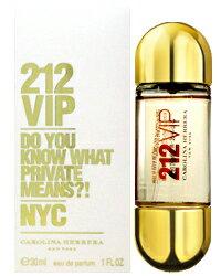【キャロライナ ヘレラ】 212 VIP EDP SP 30ml【あす楽対応_お休み中】【香水】【香水 メンズ レディース 多数取扱中】