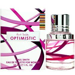 ポールスミス オプティミスティック フォーウーマン EDT SP 30ml 【週末限定SALE】【あす楽対応_14時まで】【香水 レディース】