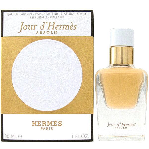 エルメス HERMES ジュール ドゥ エルメス アブソリュ EDP SP 30ml Hermes Jour D'hermes Absolu【あす楽対応_14時まで】