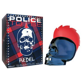 【ポリス】 ポリス トゥービー レーベル EDT SP 125ml Police To Be Rebel【あす楽対応_お休み中】【香水 ブランド 人気 ギフト 誕生日 プレゼント】