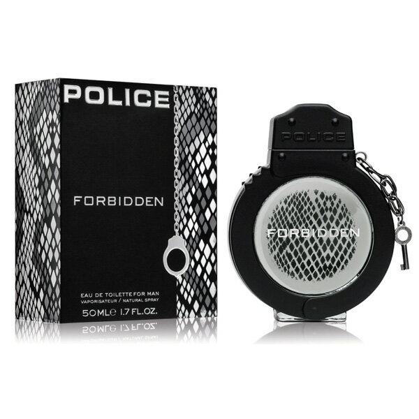 【ポリス】ザ・シナー フォービドゥン ブラック EDT SP 50ml POLICE FORBIDDEN MEN BLACK【あす楽対応_14時まで】【香水】