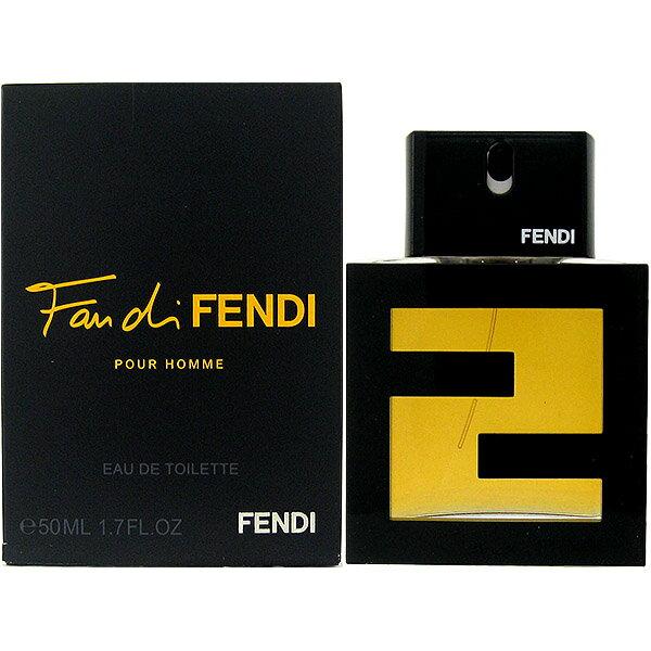 【フェンディ】 ファンディフェンディ プールオム EDT SP 50ml FENDI FAN DI FENDI POUR HOMME【あす楽対応_お休み中】【香水】
