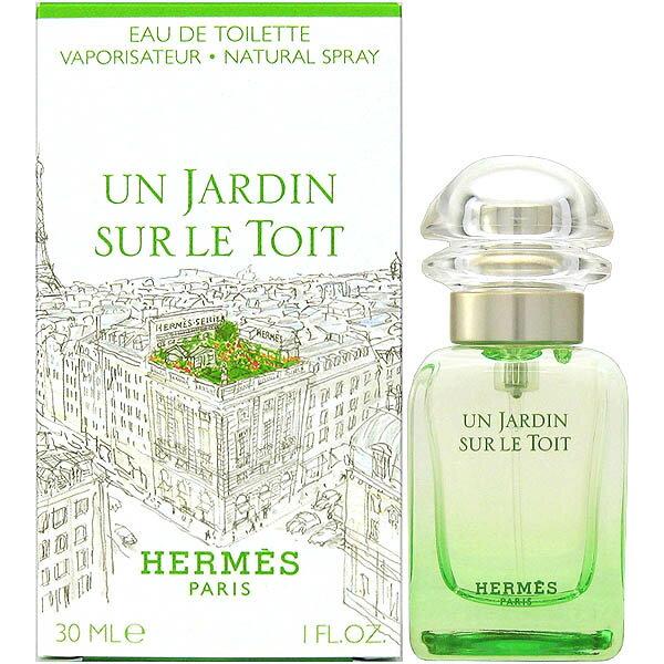 【エルメス】 屋根の上の庭 EDT SP 30ml Hermes Un Jardin Sur Le Toit Eau De Toilette【あす楽対応_お休み中】【香水】