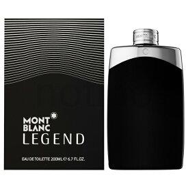 【モンブラン】 モンブラン レジェンド EDT SP 200ml Mont Blanc Legend【あす楽対応_お休み中】【香水 メンズ レディース】【香水 ブランド 人気 ギフト 誕生日 プレゼント】