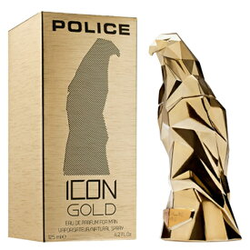 【ポリス】 ポリス アイコン ゴールド フォーメン EDP SP 125ml POLICE ICON GOLD【あす楽対応_お休み中】【香水 ブランド 人気 ギフト 誕生日 プレゼント】