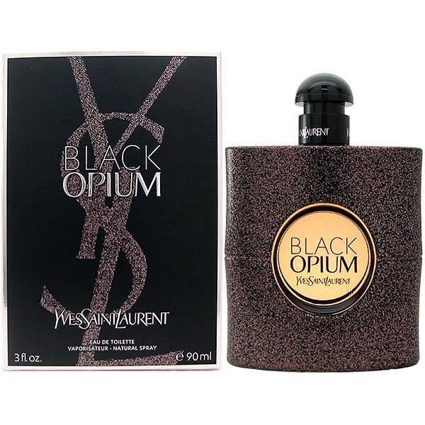 イヴ サンローラン YVES SAINT LAURENT ブラック オピウム EDT SP 90ml【オードトワレ】【送料無料】Yves Saint Laurent Black Opium【あす楽対応_お休み中】【香水】