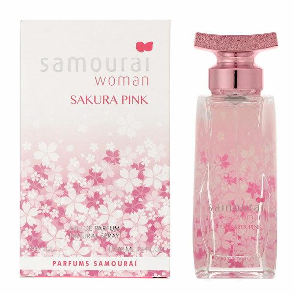 サムライ Samourai サムライウーマン サクラピンク EDP SP 40ml SAKURA PINK【あす楽対応_14時まで】【香水 レディース】【ホワイトデー ギフト】