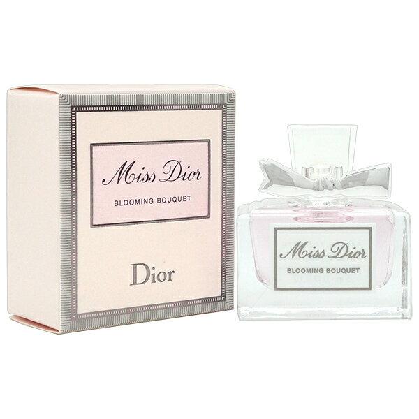 クリスチャン ディオール Dior ミスディオール ブルーミングブーケ EDT BT 5ml 【ミニ香水 ミニボトル】【あす楽対応_14時まで】【香水 レディース】