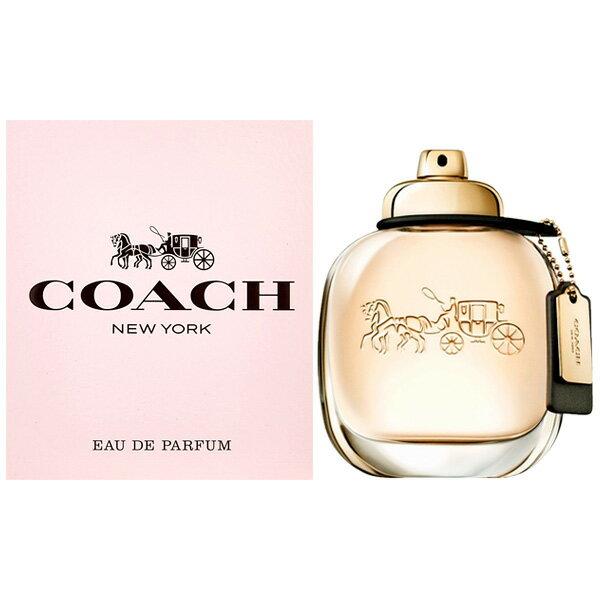 コーチ COACH コーチ EDP SP 90ml【オーデパルファム】【送料無料】COACH NEW YORK Eau De Parfum【あす楽対応_14時まで】【香水】【EARTH】【クリスマス ギフト プレゼント】