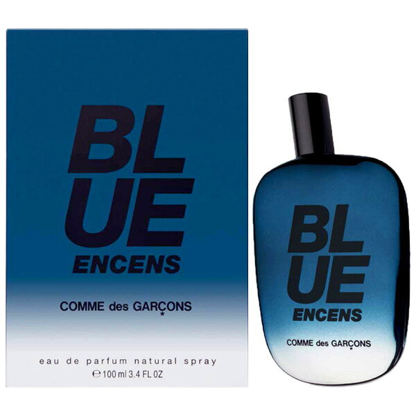 送料無料!【コム デ ギャルソン パルファム】 ブルー エンセンス EDP SP 100ml Comme des Garcons Blue Encens【あす楽対応_14時まで】【香水】【クリスマス ギフト プレゼント】