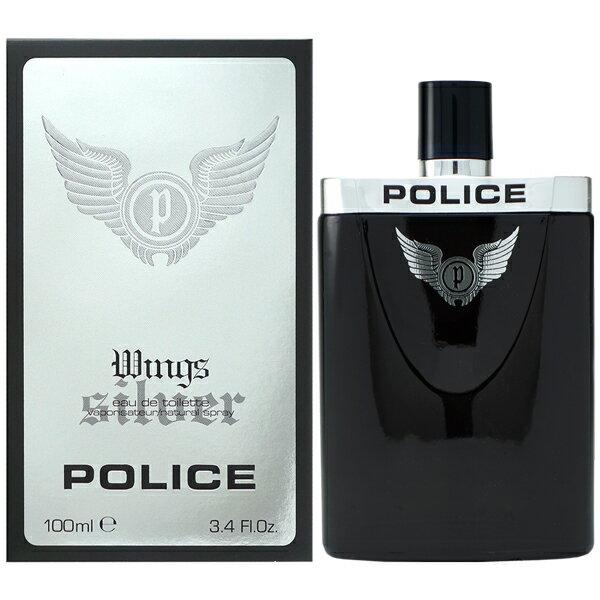【ポリス】 ウィングス シルバー EDT SP 100ml POLICE Wings Silver 【あす楽対応_14時まで】【香水】