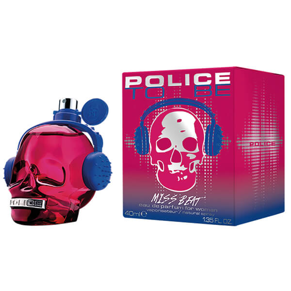【ポリス】 トゥービー ミスビート EDP SP 40ml  POLICE TO BE MISS BEAT【あす楽対応_14時まで】【香水】