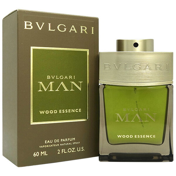 ブルガリ BVLGARI ブルガリ マン ウッド エッセンス EDP SP 60ml MAN WOOD ESSENCE【限定SALE】【あす楽対応_お休み中】【香水 メンズ】【父の日 ギフト】【新生活 印象】