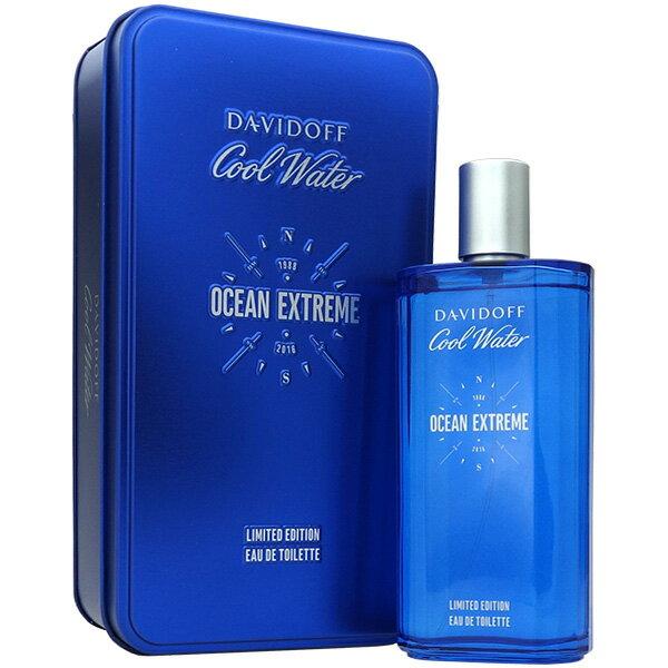 ダビドフ DAVIDOFF クールウォーター オーシャン エクストリーム EDT SP 200ml Cool Water Ocean Extreme【あす楽対応_14時まで】【香水 メンズ】