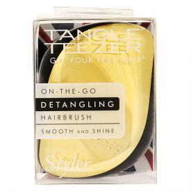 【200円OFFクーポン配布中】タングルティーザー TANGLE TEEZER コンパクトスタイラー ゴールドラッシュ Compact Styler Hair Brush Gold Rush【あす楽対応_14時まで】【香水 メンズ レディース】【香水 ブランド ホワイトデー ギフト 誕生日】