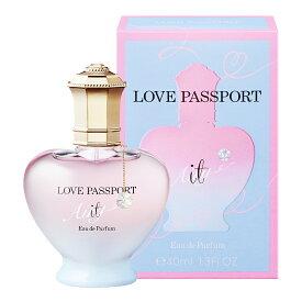 ラブパスポート LOVE PASSPORT イット エアリー EDP SP 40ml LOVE PASSPORT IT AIRY【あす楽対応_14時まで】【香水 レディース】【香水 人気 ブランド ギフト 誕生日】