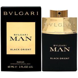 ブルガリ BVLGARI マン ブラック オリエント パルファム SP 60ml MAN BLACK ORIENT PARFUM【あす楽対応_14時まで】【香水 メンズ】【香水 人気 ブランド ギフト 誕生日 プレゼント】