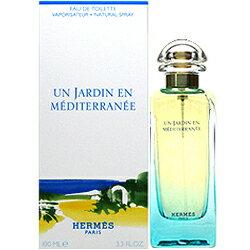 エルメス HERMES 地中海の庭 EDT SP 100ml Un Jardin En Mediterranee【送料無料】【あす楽対応_14時まで】【香水】【香水 メンズ レディース】【EARTH】【ホワイトデー ギフト】