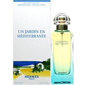 エルメス HERMES 地中海の庭 EDT SP 100ml Un Jardin En Mediterranee【送料無料】【あす楽対応_お休み中】【香水 メンズ レディース】【EARTH】【香水 ブランド 人気 ギフト 誕生日 プレゼント】