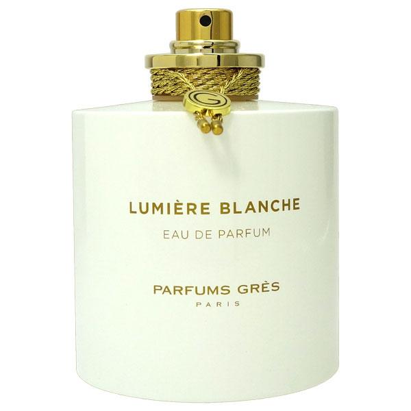 【訳あり】グレ GRES ルミエール ブランシェ EDP SP 100ml【テスター・未使用品】Lumiere Blanche Eau De Parfum【あす楽対応_14時まで】【香水 レディース】【新生活 印象】