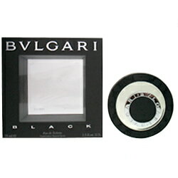 ブルガリ BVLGARI ブルガリブラック EDT SP 75ml BVLGARI BLACK 【あす楽対応_14時まで】 【香水 メンズ レディース】【EARTH】【父の日 ギフト】【新生活 印象】