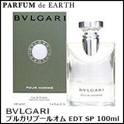 ブルガリ BVLGARI ブルガリプールオム EDT SP 100ml ブルガリ 香水 メンズ BVLGARI 【あす楽対応_14時まで】【香水】【EARTH】