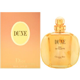 クリスチャン ディオール Dior デューン EDT SP 100ml【送料無料】 【あす楽対応_お休み中】【香水 レディース】【香水 ブランド ホワイトデー ギフト 誕生日】