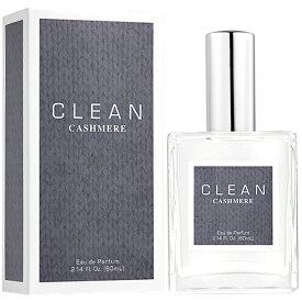 クリーン CLEAN クリーン カシミア EDP SP 60ml 【EARTH】【あす楽対応_お休み中】【送料無料】【香水 レディース】【香水 ブランド 人気 ギフト 誕生日 プレゼント】