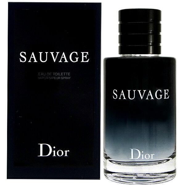 クリスチャン ディオール Dior ソバージュ EDT SP 100ml【送料無料】【あす楽対応_14時まで】【香水 メンズ】【EARTH】【新生活 印象】