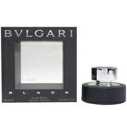 ブルガリ BVLGARI ブルガリブラック EDT SP 40ml BVLGARI BLACK 【あす楽対応_14時まで】 【香水 メンズ レディース】【EARTH】