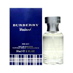 バーバリー BURBERRY ウィークエンド フォーメン EDT SP 30ml【あす楽対応_お休み中】【香水 メンズ】【父の日 ギフト】【新生活 印象】