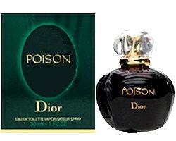クリスチャン ディオール Christian Dior プワゾン EDT SP 30ml【NEWパッケージ】【あす楽対応_14時まで】【香水 レディース】