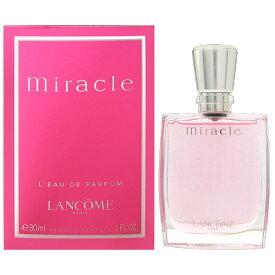 ランコム LANCOME ミラク EDP SP 30ml MIRACLE Eau de Parfum【あす楽対応_14時まで】lancome【香水 メンズ レディース】【香水 人気 ブランド ギフト 誕生日 プレゼント】