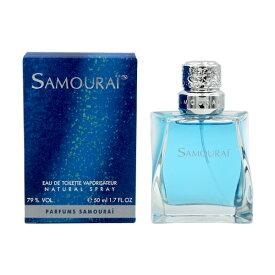 サムライ SAMOURAI サムライ EDT SP 50ml 【あす楽対応_14時まで】【香水 メンズ】【EARTH】【香水 人気 ブランド ギフト 誕生日 プレゼント】