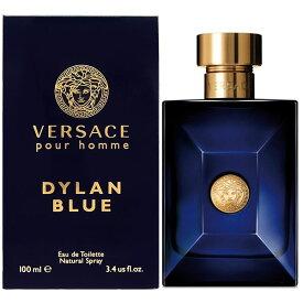 ヴェルサーチ VERSACE ディラン ブルー EDT SP 100ml Versace Dylan Blue Pour Homme【あす楽対応_14時まで】【香水 メンズ】【父の日 ギフト】【香水 ブランド 人気 激安】