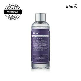 【クレアス】サプルプレパレーションアンセンテッドトナー(180ml)|韓国コスメ・化粧水・トナー・スキントナー・基礎化粧品・フェイシャルトナー・水分補給・クレアス化粧水・韓国化粧水・スキンケア|[dear,klairs] Supple Preparation Unscented Toner 180ml