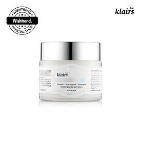 【クレアス】フレッシュリジューシドビタミンEマスク(90ml)|韓国コスメ・ビタミンクリーム・ビタミンEマスク・ビタミンEクリーム・ビタミンE・弾力・保湿・ホワイトニング|[dear,klairs] Klairs Freshly Juiced Vitamin E Mask 90ml