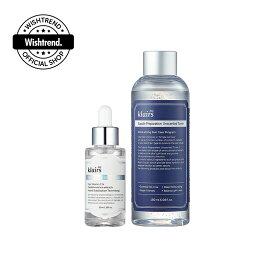 【クレアス】ベージックビタミンセット(アンセンテッドトナーver)ー2stepシンプルセット 韓国コスメ・ビタミンドロップ・フェイシャルトナー・クレアスビタミンドロップ・クレアストナー・クレアス美容液・ビタミンC美容液 [dear,klairs] Basic vitamin SET