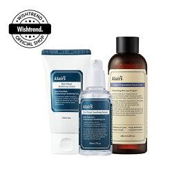 【クレアス】リッチモイスト3stepセット(フェイシャルトナーver)−3stepシンプルセット|韓国コスメ・クレアストナー・スージング・水分ケア・乾燥肌・乾燥対策・敏感肌・韓国コスメセット・スキンケアセット|[dear,klairs] Rich Moist 3step SET