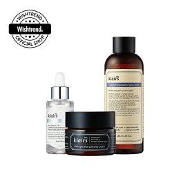 【クレアス】ビタミン&カーミングセット(フェイシャルトナーver)−3stepシンプルセット|韓国コスメ・クレアストナー・クレアスビタミンドロップ・クレアスフェイシャルトナー・クレアス美容液・グアイアズレン・ビタミンC美容液|[dear,klairs] Vitamin&Calming SET
