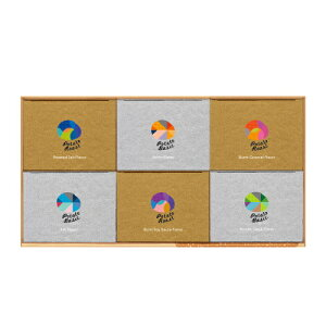 グランカルビー 6種ギフトボックス 全種類1箱ずつのギフトに最適セット ポテトチップス 梅田阪急限定 通販