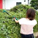 ヘッジトリマー 電動草刈り機 1台4役 電動高枝バリカン 充電式 コードレス 高枝切り 刈払機 植木バリカン ガーデン DI…