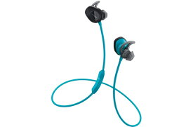Bose ボーズ SoundSport wireless headphones ワイヤレス イヤホン アクア Bluetooth/NFCBluetooth接続 NFCペアリング 最大6時間連続使用 防滴仕様 エクササイズ スポーツ マイク付きリモコン 並行輸入品