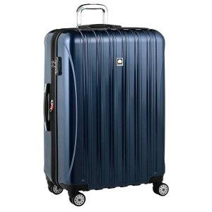 【送料無料】DELSEY (デルセー) スーツケース HELIUM AERO (ヘリウムエアロ) スーツケース キャリーケース ハードキャリーケース キャリーバッグ 青 ブルー Lサイズ 大型 117L 鏡面加工 軽量化
