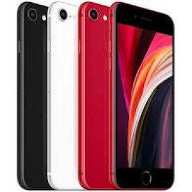 iPhone SE (第2世代) 64GB 本体 【国内版SIMフリー】 正規SIMロック解除済 【新品 未使用】白ロム ホワイト/ブラック/レッド White/Black/Red 一括購入品〇 iPhoneSE 2