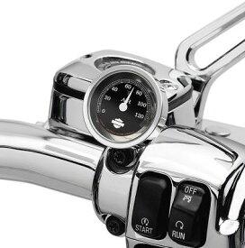 ハーレーダビッドソン Harley Davidsonマスターシリンダークランプサーモメーター (D) 華氏表示Harley-Davidson Master Cylinder Clamp Thermometer Blackハーレー純正 正規品 アメリカ買付 USA直輸入 通販