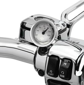 ハーレーダビッドソン Harley Davidsonマスターシリンダークランプサーモメーター (B) 摂氏表示Harley-Davidson Master Cylinder Clamp Thermometerハーレー純正 正規品 アメリカ買付 USA直輸入 通販