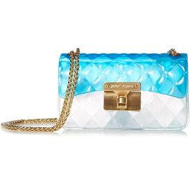 ベッツィージョンソン クロスボディバッグ Betsey Johnson So Jelly Shoulder Bag (Blue Multi) ジェリー ショルダーバッグ (ブルーマルチ)